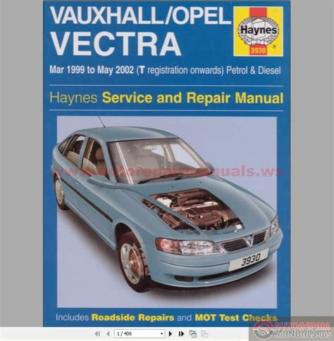 Manual For Vectra B @192.81.217.109